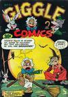 Cover for Giggle Comics (American Comics Group, 1943 series) #35