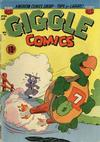 Cover for Giggle Comics (American Comics Group, 1943 series) #84