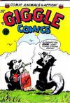 Cover for Giggle Comics (American Comics Group, 1943 series) #93