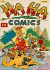 Cover for Ha Ha Comics (American Comics Group, 1943 series) #1