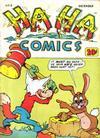 Cover for Ha Ha Comics (American Comics Group, 1943 series) #3