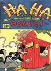 Cover for Ha Ha Comics (American Comics Group, 1943 series) #6