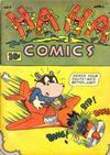 Cover for Ha Ha Comics (American Comics Group, 1943 series) #7
