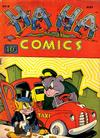 Cover for Ha Ha Comics (American Comics Group, 1943 series) #8