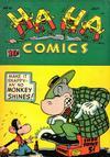 Cover for Ha Ha Comics (American Comics Group, 1943 series) #10