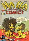 Cover for Ha Ha Comics (American Comics Group, 1943 series) #11