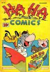 Cover for Ha Ha Comics (American Comics Group, 1943 series) #14