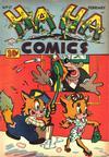 Cover for Ha Ha Comics (American Comics Group, 1943 series) #17