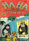 Cover for Ha Ha Comics (American Comics Group, 1943 series) #20