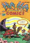 Cover for Ha Ha Comics (American Comics Group, 1943 series) #22