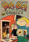 Cover for Ha Ha Comics (American Comics Group, 1943 series) #23