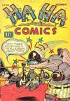 Cover for Ha Ha Comics (American Comics Group, 1943 series) #24