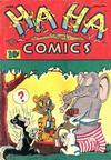 Cover for Ha Ha Comics (American Comics Group, 1943 series) #25