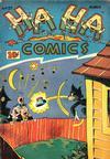 Cover for Ha Ha Comics (American Comics Group, 1943 series) #27