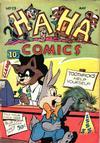 Cover for Ha Ha Comics (American Comics Group, 1943 series) #29