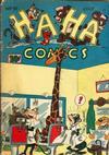 Cover for Ha Ha Comics (American Comics Group, 1943 series) #31
