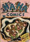 Cover for Ha Ha Comics (American Comics Group, 1943 series) #34