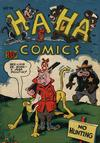 Cover for Ha Ha Comics (American Comics Group, 1943 series) #38