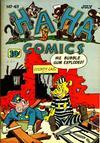 Cover for Ha Ha Comics (American Comics Group, 1943 series) #43