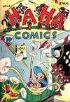 Cover for Ha Ha Comics (American Comics Group, 1943 series) #44