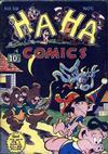 Cover for Ha Ha Comics (American Comics Group, 1943 series) #59