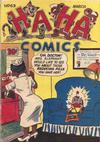 Cover for Ha Ha Comics (American Comics Group, 1943 series) #63
