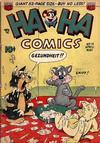 Cover for Ha Ha Comics (American Comics Group, 1943 series) #71