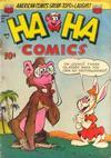 Cover for Ha Ha Comics (American Comics Group, 1943 series) #82