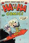 Cover for Ha Ha Comics (American Comics Group, 1943 series) #90