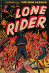 Cover for The Lone Rider (Farrell, 1951 series) #2