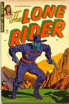 Cover for The Lone Rider (Farrell, 1951 series) #5