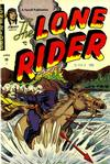 Cover for The Lone Rider (Farrell, 1951 series) #7