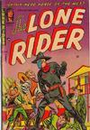 Cover for The Lone Rider (Farrell, 1951 series) #8