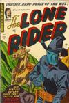Cover for The Lone Rider (Farrell, 1951 series) #10