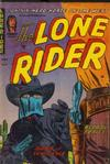 Cover for The Lone Rider (Farrell, 1951 series) #13