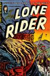 Cover for The Lone Rider (Farrell, 1951 series) #15