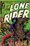 Cover for The Lone Rider (Farrell, 1951 series) #16
