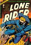 Cover for The Lone Rider (Farrell, 1951 series) #21
