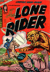 Cover for The Lone Rider (Farrell, 1951 series) #22