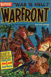 Cover for Warfront (Harvey, 1951 series) #4