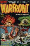 Cover for Warfront (Harvey, 1951 series) #5