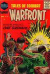 Cover for Warfront (Harvey, 1951 series) #27