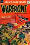 Cover for Warfront (Harvey, 1951 series) #30
