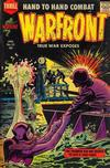 Cover for Warfront (Harvey, 1951 series) #32