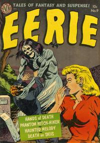 Cover Thumbnail for Eerie (Avon, 1951 series) #9