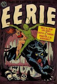 Cover Thumbnail for Eerie (Avon, 1951 series) #10