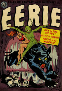 Cover Thumbnail for Eerie (Avon, 1951 series) #10