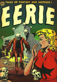 Cover Thumbnail for Eerie (Avon, 1951 series) #13