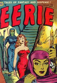 Cover Thumbnail for Eerie (Avon, 1951 series) #15