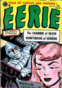 Cover Thumbnail for Eerie (Avon, 1951 series) #16